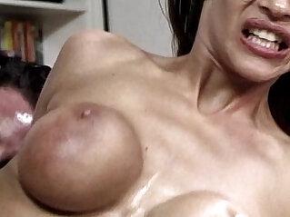 Metro Big Tit Sex scene