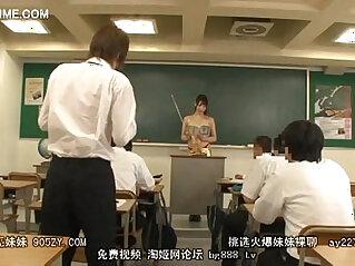 horny teacher seduce student