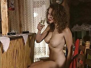 Anale Teeny Party 1994 full porn movie with a busty Tiziana Redford aka Gina Colany