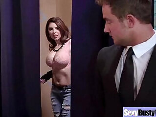 Big Tits Sexy Horny Wife Fucks Hard Style vid 18