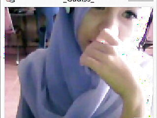 Camfrog Indonesia Jilbab TiaraManis ID Gadiss Warnet