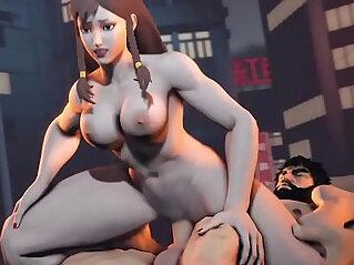 cartoons: FapZone Chun Li Street Fighter V