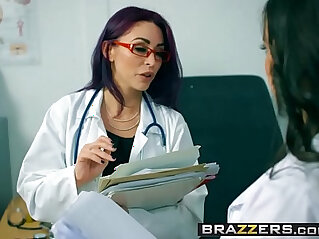 hot and mean going ham on the nurse scene starring monique alexander and nekane sweet